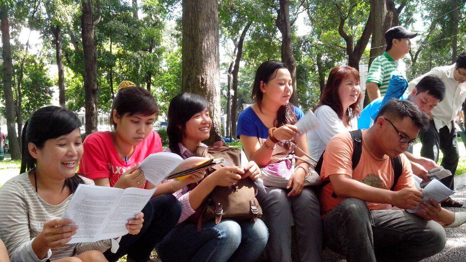 Saigon Vi and group 050513