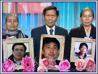 Tran Van Huynh with Thucs photo
