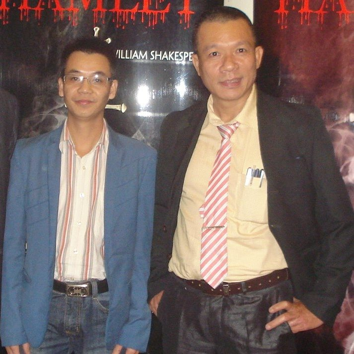 Vu Quang Thuan and Nguyen Van Dien