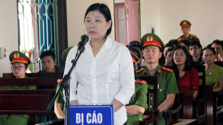 Tran Thi Xuan trial