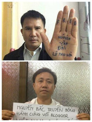 Pham Van Troi and Nguyen Bac Truyen