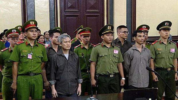 Luu Van Vinh trial