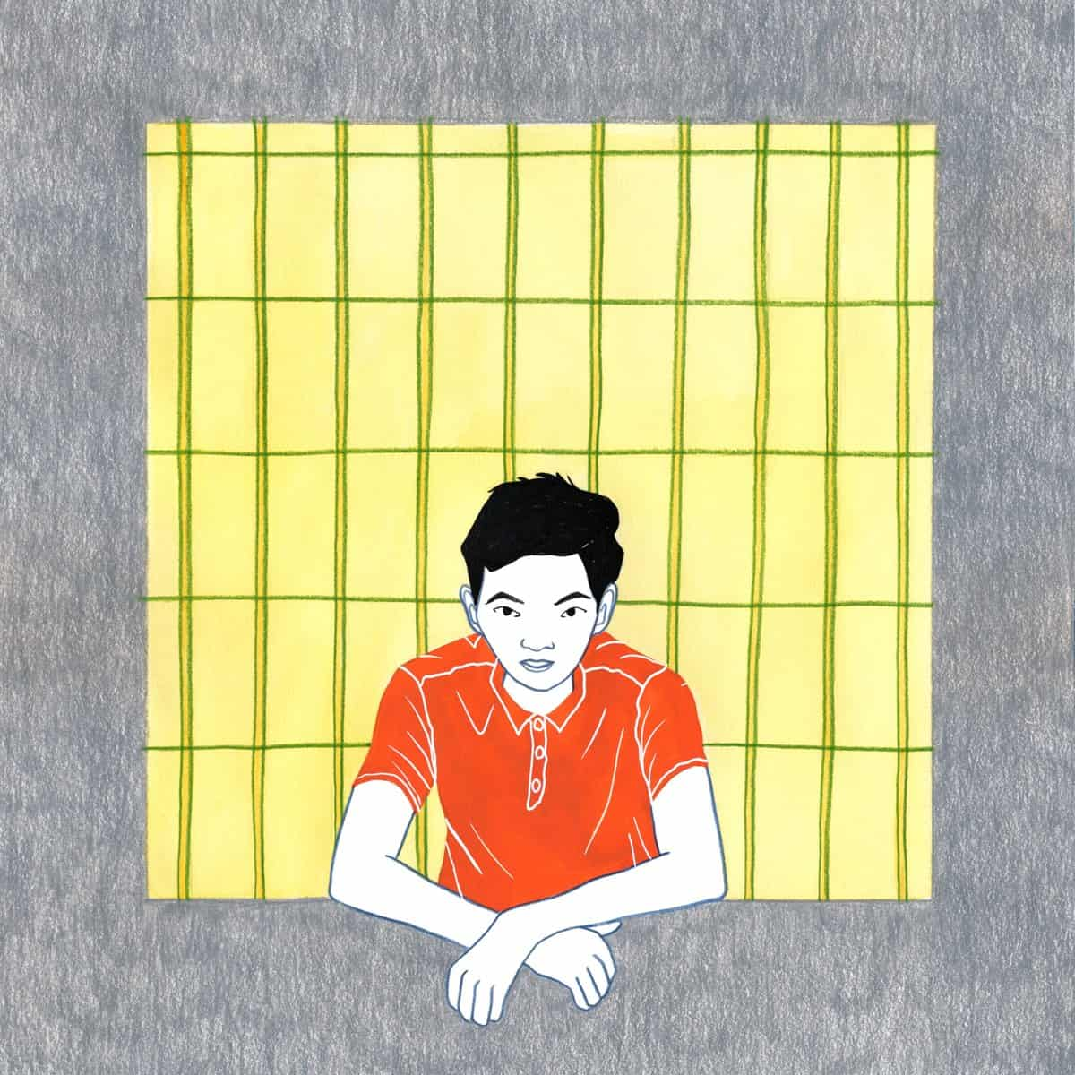 Nguyen Van Hoa Portrait