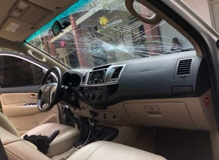 Activists attacked 12.7.18 Source_Facebook Ngoc Anh Tran Moi
