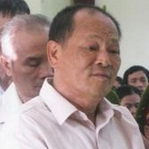 Phan Van Thu at trial