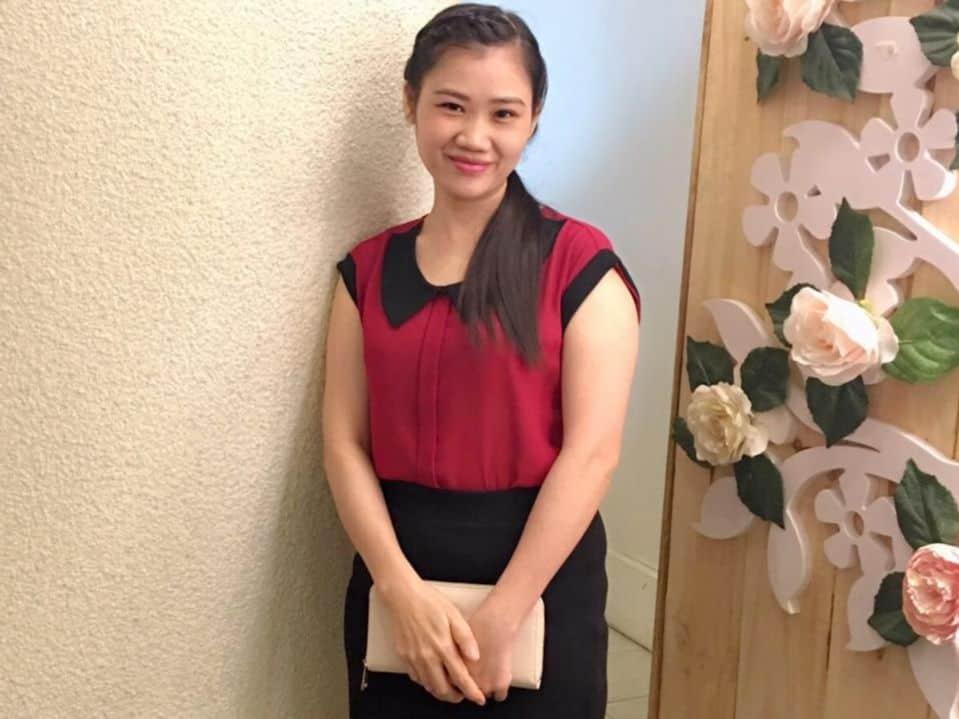 Huynh Thi To Nga_Source Facebook Bao Nhi Le